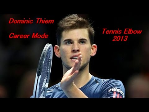 Tennis Elbow 2013 Career Mode: Dominic Thiem - Episode 1 - First Steps to Glory