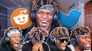 THE BEST OF KSI'S COMEBACK