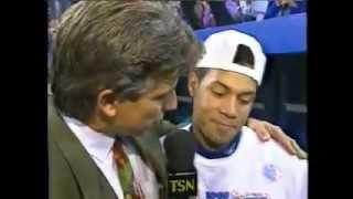 1993 Toronto Blue Jays World Series Post Game Interviews