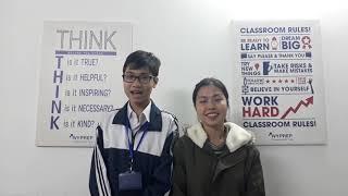 INYRVC2019   HN   TESTPREP   ANH TUẤN & KHÁNH LINH  XÃ ĐÀN