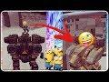 War Robots : Funny Moments : Part 8