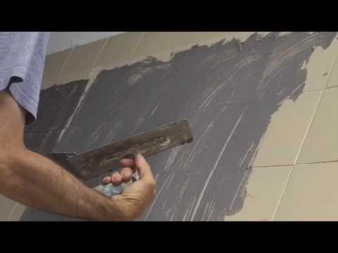 Colorare e rinnovare le piastrelle ora si può youtube