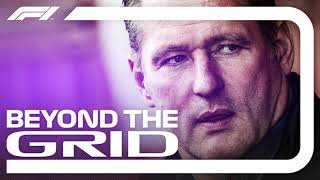 Jos Verstappen Interview | Beyond The Grid | Official F1 Podcast