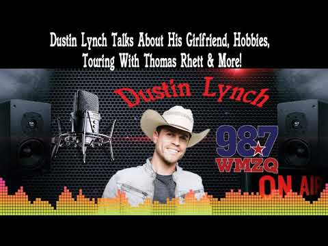 Dustin Lynch Talks About His Girlfriend, Hobbies, Touring With Thomas Rhett & A Lot More!