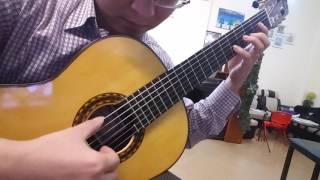 [classical guitar]NGƯỜI ƠI NGƯỜI Ở ĐỪNG VỀ by Nguyễn Văn Phúc