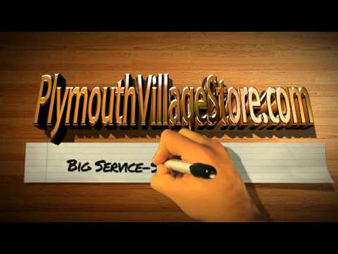 Plymouth Village Store Intro