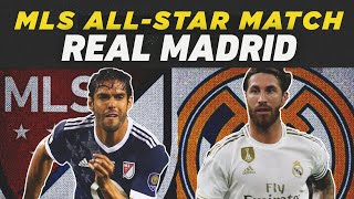 MLS All-Stars vs Real Madrid | Isco, Ramos, Kaka, Schweinsteiger & More! | Classic Full Match