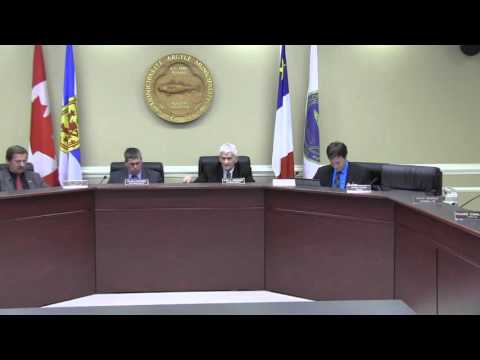 April 12, 2016 - 136th Annual Council Meeting