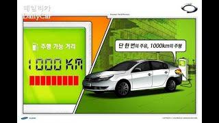 "SM5 에코 임프레션, ""단 한번 주유, 1,000Km…"