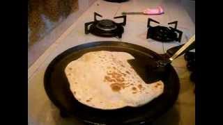 How To Make Soft Chapati,roti  (soft & Fluffy On Tawa)