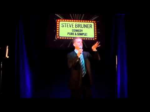 Steve Bruner: Corporate Comedian & Master Of Ceremonies-