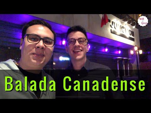 COMO É UMA BALADA NO CANADÁ?