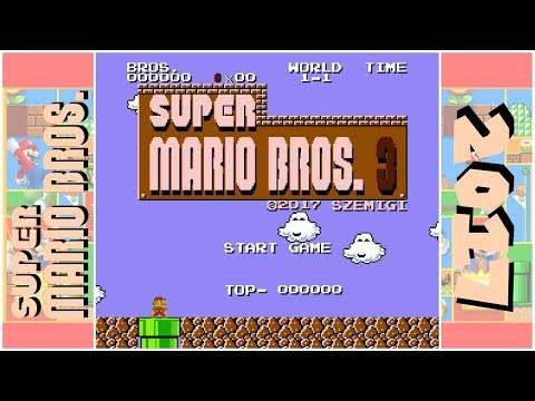 Super Mario Bros. 3: The Forgotten Worlds | Super Mario Bros. Hack