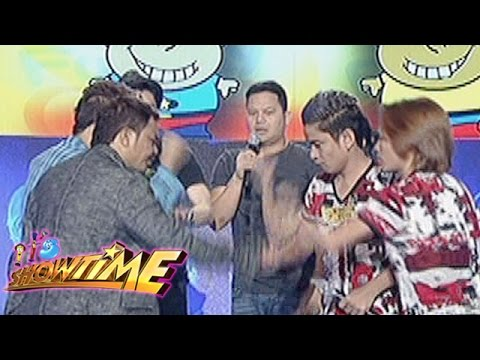It's Showtime Funny One: No Direction vs Crazy Duo (The Bottle   Rounds)