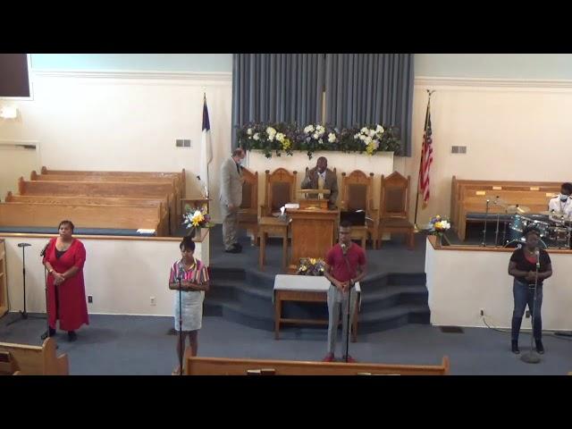 South Calvary MBC Sunday Morning Worship - August 29, 2021