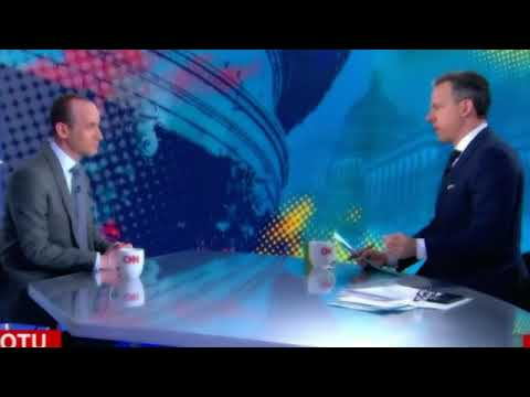 1Tapper cuts off Trump adviser interview I've wasted enough of my viewers' time
