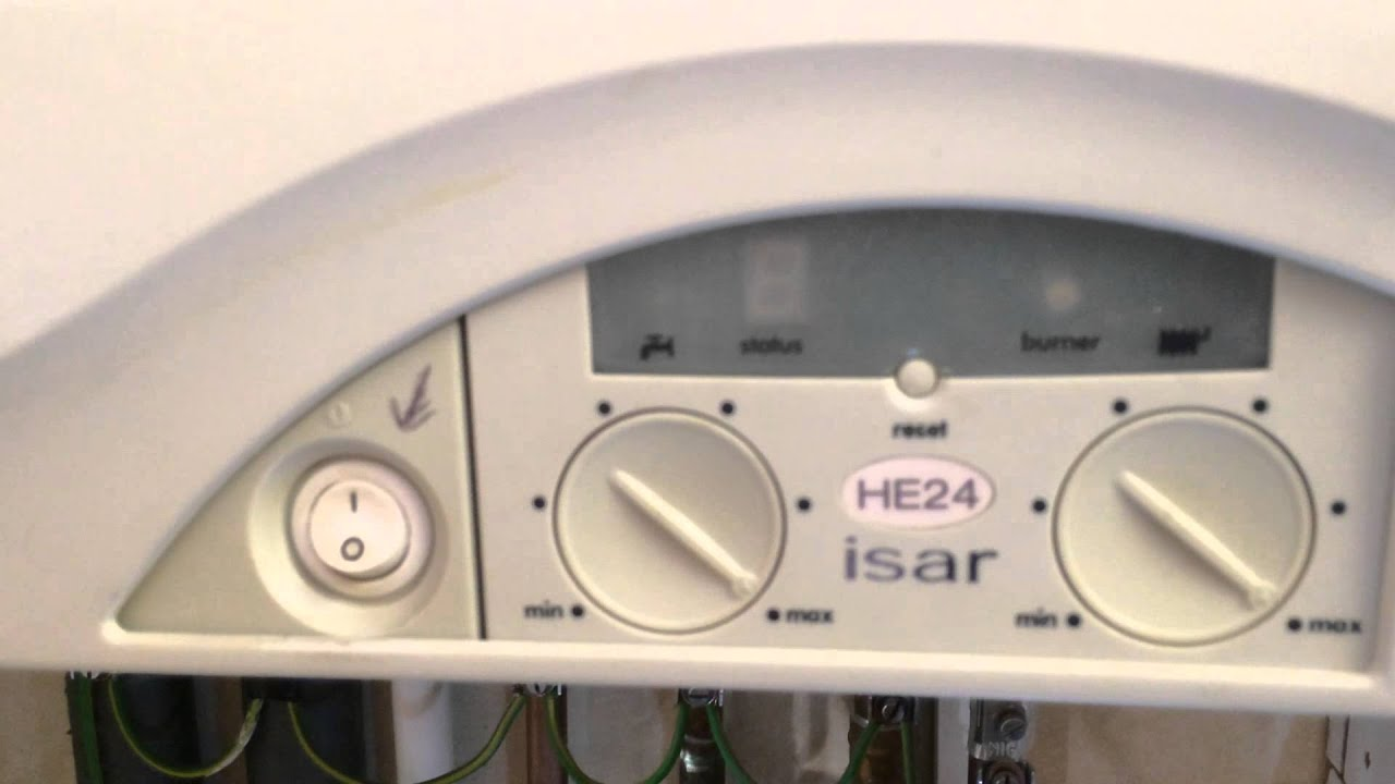 Ideal Isar He 24 No Hot Water Or Heating
