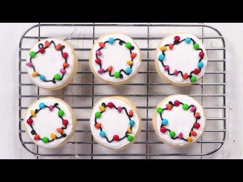 Christmas Lights Sugar Cookies Southern Living