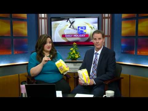 Daily Holiday - National Popcorn Day