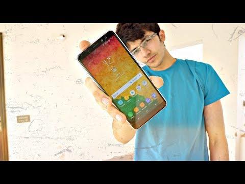 Samsung Galaxy A8 2018 Drop Test!