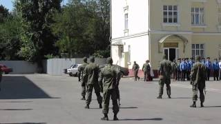 """Батальйон """"Кіровоград"""" прийняв присягу на вірність Україні"""