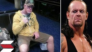 10 Photos The Undertaker Doesn