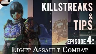 Killstreaks and Tips #4: Light Assault Combat | Planetside 2 Montage