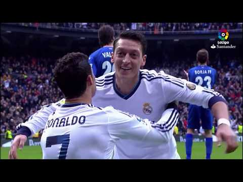 LaLiga Memory: Mesut Özil