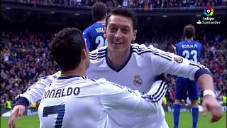 Mesu zil Best Goals and Skills in Real Madrid