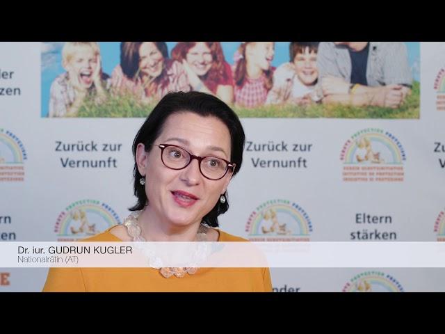 Statement von Dr. Gudrun Kugler #1