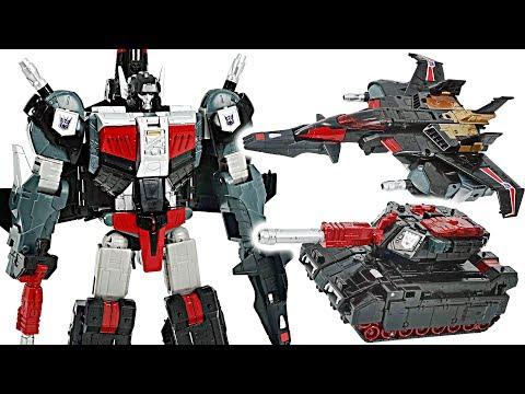 Transformers Titans Return 4 transformation Sky Shadow appeared! #DuDuPopTOY