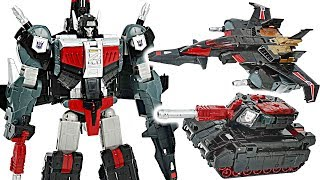 Transformers Titans Return 4 transformation Sky Shadow appeared! #DuDuPopTOY
