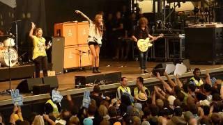 Jennifer Rostock feat. Sandra - Kopf oder Zahl [HD] live