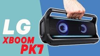 LG XBOOM GO PK7: Análisis y review (español)