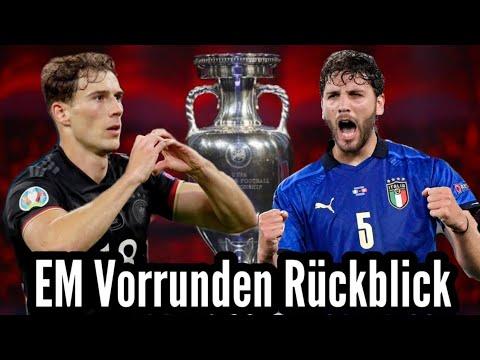 Download EM Vorrunde Rückblick | Deutschland wackelt, Italien brilliert und Dänemark kämpft