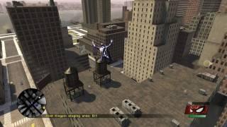 Spiderman Web Shadows Suits