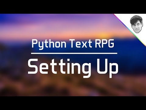 Python Text RPG (Part 1) - Learn The Fun Way!