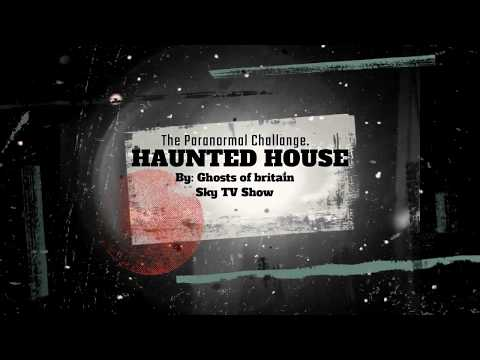 Real Haunted House Doncaster  SKY TV