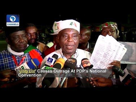 Raymond Dokpesi Calls PDP Convention 'A Charade'