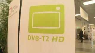 Was verbirgt sich hinter DVB-T2 HD? Wir waren auf der ANGACOM 2015 in Köln