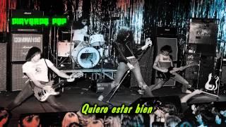 The Ramones- I Wanna Be Well- (Subtitulado en Español)