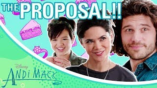 The Cake That Takes The Cake Mack Chat S2, Episode 26 Disney Channel