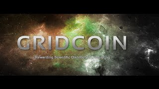GRIDCOIN Rockets Up - Time To Sell From My 1 Year Of