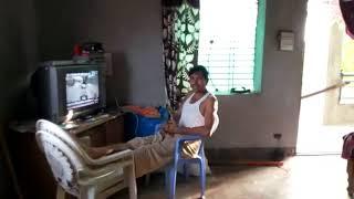 How inocent he is... Khandesh Masala... Ahirani