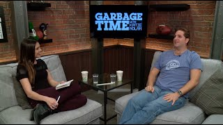 Peter Schrager, Episode 5: The Garbage Time Podcast with Katie Nolan