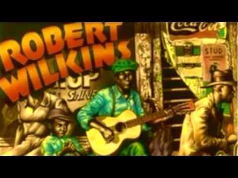 Robert Wilkins : I'll Go With Her Blues (1930, Blues guitar)