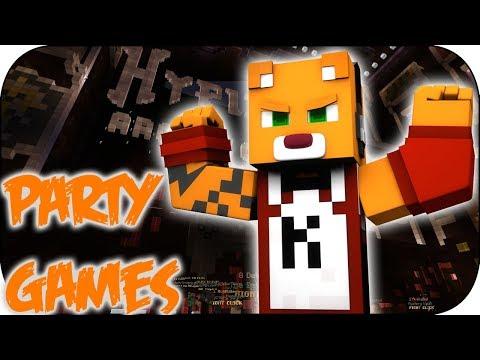 Minecraft - Party Games - Empiezo contento y termino deprimido :(