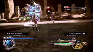 Final Fantasy XIII-2 Boss Caius (5 Stars)