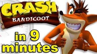 The History of Crash Bandicoot feat. Caddicarus - A Brief History