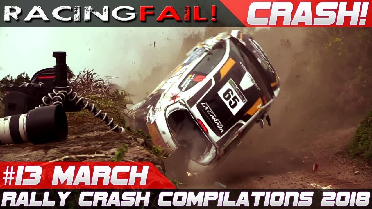 racing and rally crash compilation week 13 march 2018 racingfail youtube. Black Bedroom Furniture Sets. Home Design Ideas